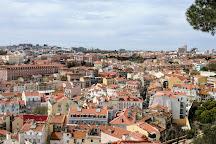 Miradouro da Graca (Sophia de Mello Breyner Andresen), Lisbon, Portugal