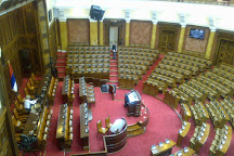 The National Assembly, Belgrade, Serbia