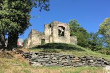 Ruins of St. John's Episcopal Church, Harpers Ferry, United States