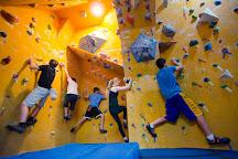 Rock & Rope Climbing Centre, Peterborough, Canada