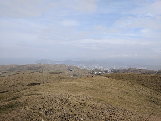 Great Orme Summit Marker