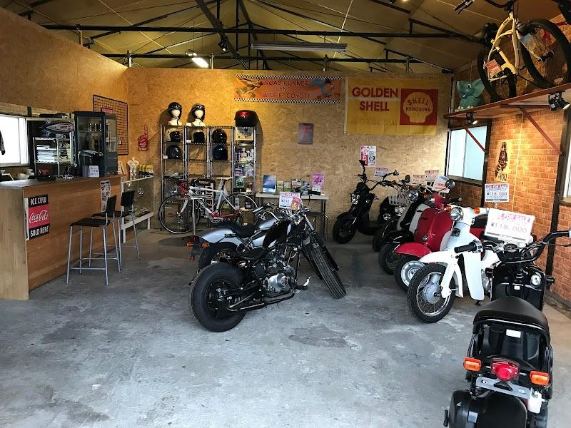 原付バイクの販売,修理 モトストック