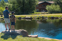 Trout Haven Fishing Pond, Estes Park, United States