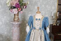 Costumes et chateaux, Versailles, France