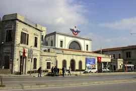 Железнодорожная станция  Alsancak