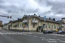 Taitokortteli, Joensuu, Finland