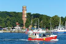 Old Lighthouse Travemuende, Travemuende, Germany