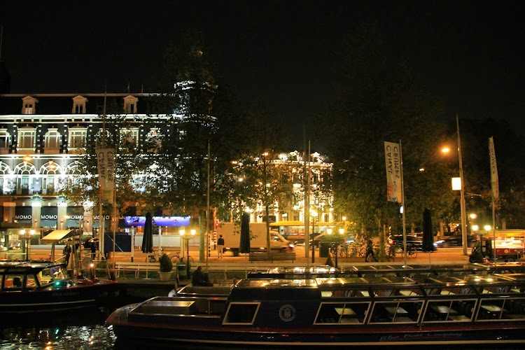 Q-Park Westergasfabriek Amsterdam