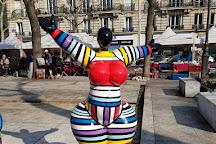 Marche Popincourt, Paris, France