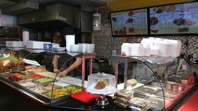 Shawarma Bits