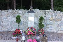 Operation Anthropoid Memorial, Prague, Czech Republic