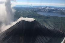Karymsky Volcano, Yelizovo, Russia