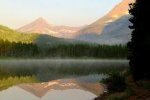 Fishercap Lake, Glacier National Park, United States