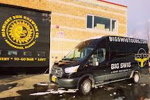 Big Swig Tours, Anchorage, United States