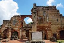 Ruinas del Hospital San Nicolás de Bari, Santo Domingo, Dominican Republic