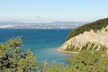 Strunjan Cliff, Strunjan, Slovenia