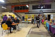 Atome Game, Caen, France
