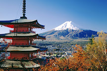 Mount Fuji, Chubu, Japan