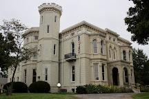 Wyeth-Tootle Mansion, Saint Joseph, United States