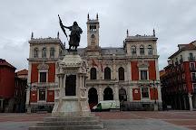 Plaza Mayor de Valladolid, Valladolid, Spain