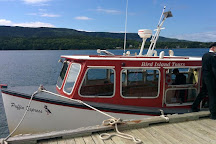 Bird Island Boat Tour, Big Bras d'Or, Canada