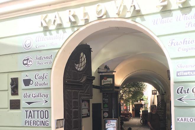Alternativ, Prague, Czech Republic