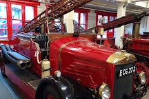 The London Fire Brigade Museum, London, United Kingdom