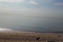 Badalona Beach, Badalona, Spain