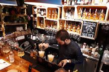 Huerta Bar Cocteleria Artesanal, Bogota, Colombia