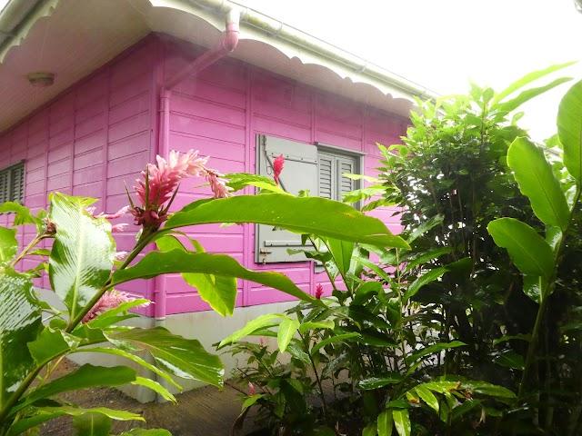Les villas métissées Martinique