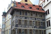 Tourist Information Centre - Staromestska radnice (Old Town Hall), Prague, Czech Republic