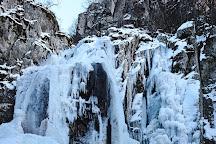 Boyana Waterfall, Sofia, Bulgaria