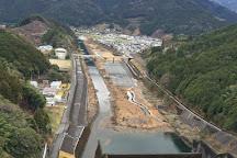 Sameura Dam, Tosa-cho, Japan