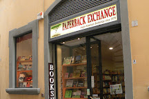 Paperback Exchange, Florence, Italy
