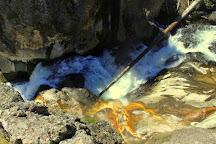 Mystic Falls Trail, Yellowstone National Park, United States