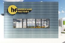 Hurricane Factory Madrid, Madrid, Spain