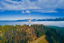 Ascenseur panoramique Plein Ciel, Mont Pelerin, Switzerland