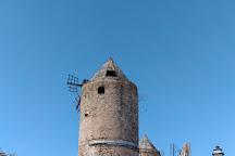 Museu dels molins - Moli d'en Garleta, Palma de Mallorca, Spain