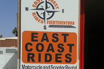 East Coast Rides, Caleta de Fuste, Spain
