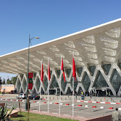 Аэропорт  Marrakech RAK
