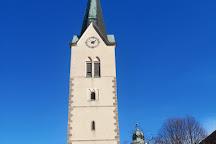 Parish Church of St. George, Slovenske Konjice, Slovenia