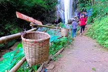 Grojogan Sewu Waterfall, Yogyakarta, Indonesia