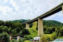 BBT Tunnelwelten, Steinach am Brenner, Austria