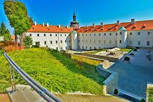 Jesuit College Park, Kutna Hora, Czech Republic