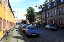 Nyboders Mindestuer, Copenhagen, Denmark