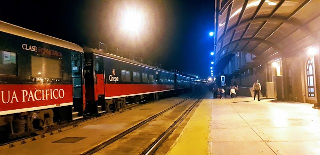 El Chepe - Ferrocarril Chihuahua-Pacífico