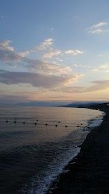 Пляж села Морське близько Судака