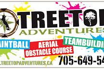 Treetop Adventures, Goulais River, Canada