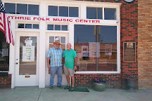 Woody Guthrie Folk Music Center, Pampa, United States