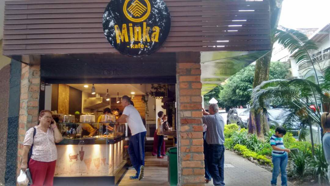 Minka Kafe: A Work-Friendly Place in Medellin